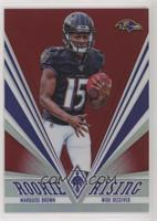 Marquise Brown #/299