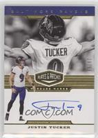 Justin Tucker #/99