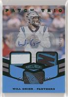 Will Grier #/35