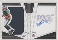 Rookie Playbook Jersey Autographs - J.J. Arcega-Whiteside #/125