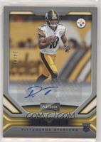 Rookies Signatures - Diontae Johnson #/49