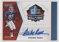 Andre Reed #/20