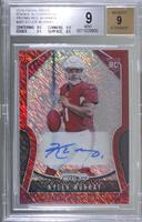 Rookie Autographs - Kyler Murray [BGS 9 MINT] #/25