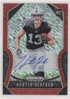 Rookie Autographs - Hunter Renfrow #/25