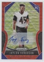 Rookie Autographs - Jaylon Ferguson #/149
