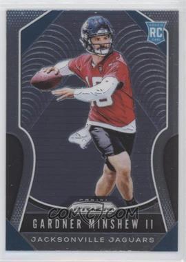 2019 Panini Prizm - [Base] #322 - Rookies - Gardner Minshew II