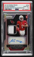 Kyler Murray [PSA 10 GEM MT] #/49