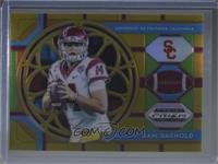Stained Glass - Sam Darnold /10