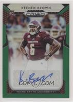 Draft Picks - Keenen Brown /5
