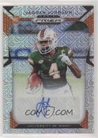 Draft Picks - Jaquan Johnson #/49