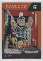 Mascots - Sparty