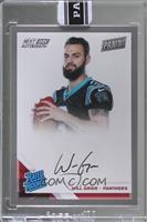 Will Grier [Uncirculated] #/7