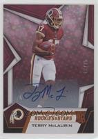 Terry McLaurin #/75