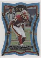 Premier Level Die-Cut - Sean Taylor #/99