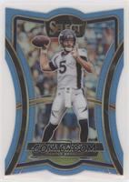 Premier Level Die-Cut - Joe Flacco #/99