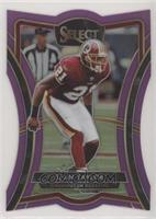 Premier Level Die-Cut - Sean Taylor #/75