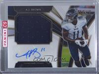 A.J. Brown [Uncirculated] #/35