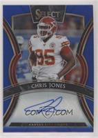 Chris Jones #/75