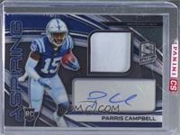 Parris Campbell [Uncirculated] #/199