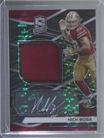 Rookie Patch Autographs - Nick Bosa #/10