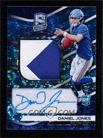 Rookie Patch Autographs - Daniel Jones #/75