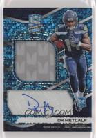 Rookie Patch Autographs - DK Metcalf #/75