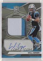 Rookie Patch Autographs - Will Grier #/99