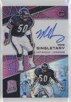 Mike Singletary #14/15