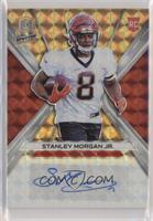 Stanley Morgan Jr. #/10