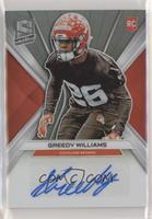 Greedy Williams #/199