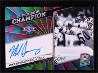 Mike Singletary [Noted] #/4