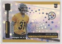 Rookies - Justin Layne #/200