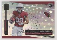 Rookies - Andy Isabella #/200