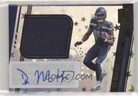Rookie Jersey Autographs - DK Metcalf #/150