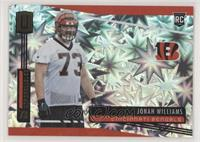 Rookies - Jonah Williams #/75