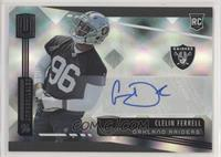 Rookie Signatures - Clelin Ferrell