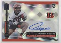 Rookie Signatures - Trayveon Williams