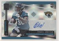 Rookie Signatures - Ryquell Armstead