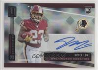 Rookie Signatures - Bryce Love