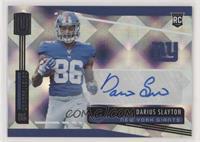 Rookie Signatures - Darius Slayton
