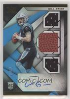 Rookie Triple Swatch Autographs - Will Grier #/75