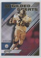 Jerome Bettis [EX to NM] #/149