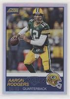 Aaron Rodgers #/30