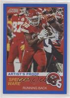 Spencer Ware [EX to NM] #/35