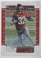 Rookies - James Williams #/20