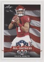 All-American - Jalen Hurts