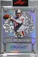 Joe Montana [Uncirculated] #/50