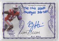 K.J. Hill #/10