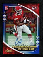 Rookies - Clyde Edwards-Helaire #/30