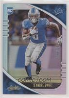 Rookies - D'Andre Swift #/199